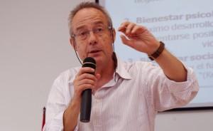 La foto del Prof. D. Amalio Blanco