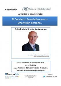 cartel CONFERENCIA URIARTE - copia