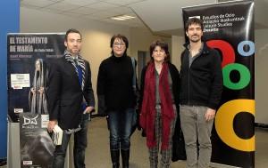 Encuentro con la actriz Blanca Portillo_20150213_7166