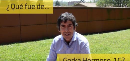 Gorka Hermoso, iNNoVaNDeR 1G