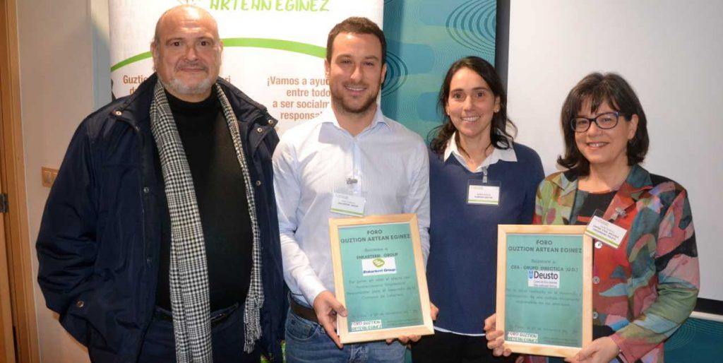Premio ética empresarial