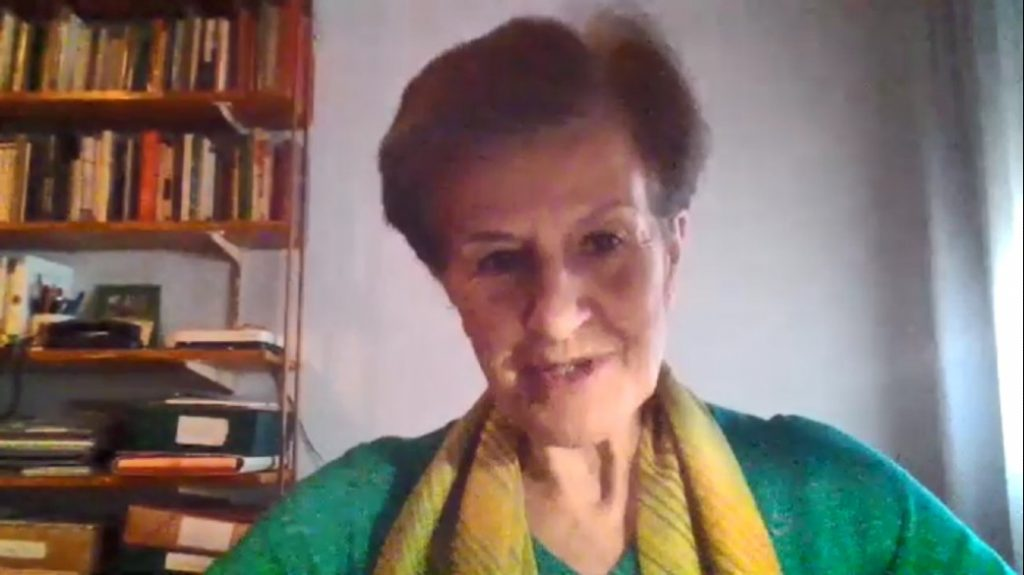 Adela Cortina reflexiona sobre la crisis del Coronavirus y el papel de las empresas
