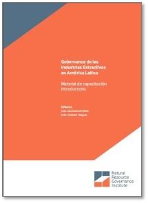 Gobernanza de las industrias extractivas en América Latina
