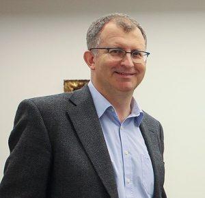 Javier Arellano, nuevo decano de la facultad de Ciencias Sociales y Humanas de la Universidad de Deusto
