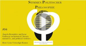 Podcast narrativas históricas y violencia política