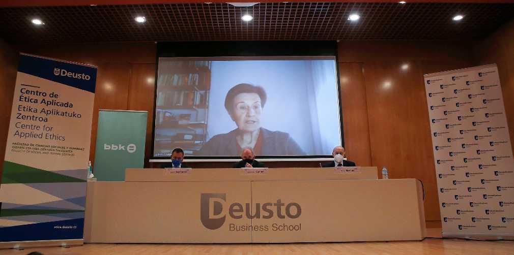 Adela Cortina liderazgo empresarial