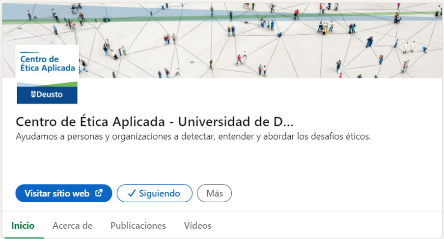 Perfil Linkedin CEA