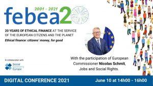 Evento digital de FEBEA