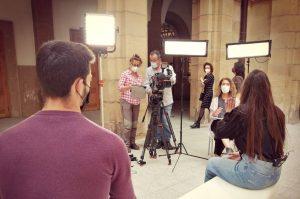 El CEA participa en un reportaje Crónicas TVE
