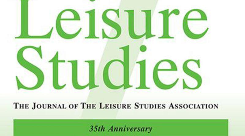 Leisure Studies vol. 38 no. 3