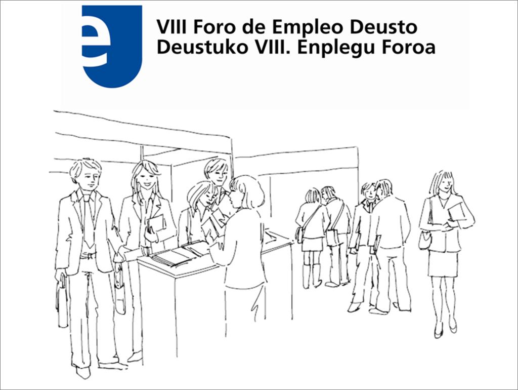 VIII Foro de Empleo Deusto