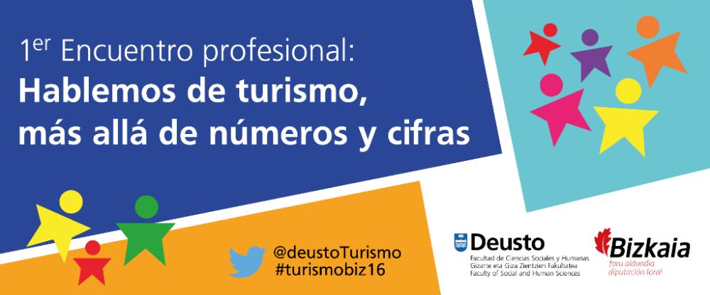 Cartel Encuentro Profesional Turismo 2016
