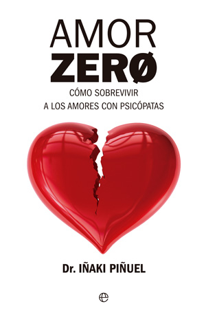 portada libro Amor Zero