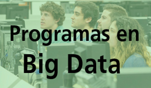 Programas Big Data Deusto
