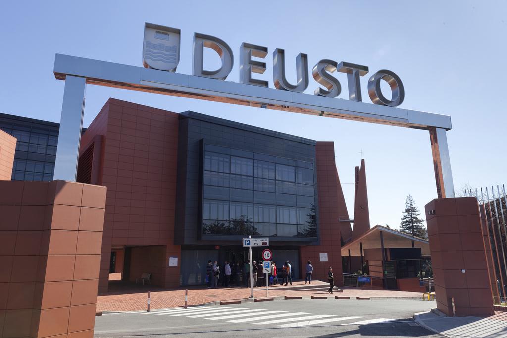 Universidad de Deusto Donostia (Fuente: http://deustoemprende.deusto.es/lets-discover-innogune/)