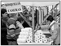 Mercado de San Blas en Abadiño
