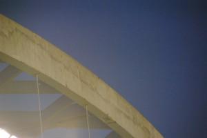 El famoso arco de San Mamés