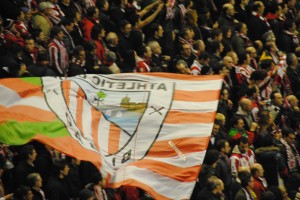 Athletic - Schalke 04. Fotografía cedida por Fabián Laespada, profesor del Euskal Irakaslegoa.