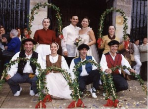 Photo 4 Basque Wedding