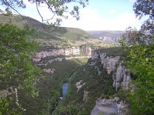Cañón Ebro