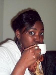 Mini Coffee Cup