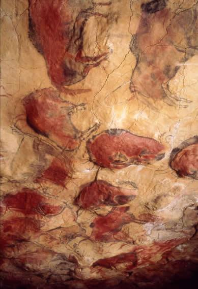 gran_28112008122611Gran Techo de Polícromos  - Foto Museo de Altamira