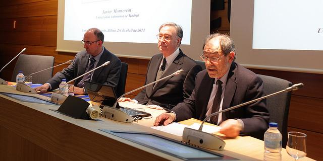 Javier Monserrat S.J. en DeustoForum
