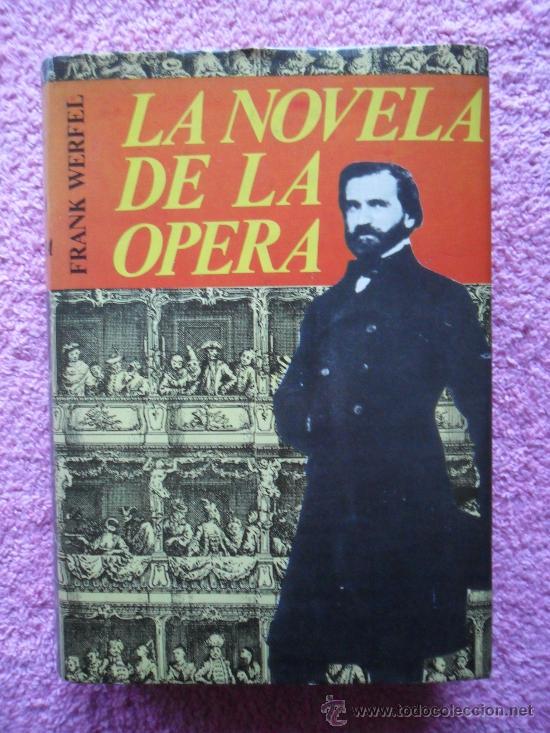 la novela de la opera
