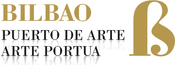 Logo Bilbao Puerto de Arte