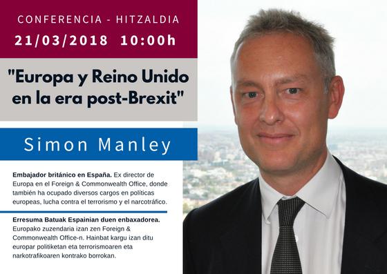 Simon Manley