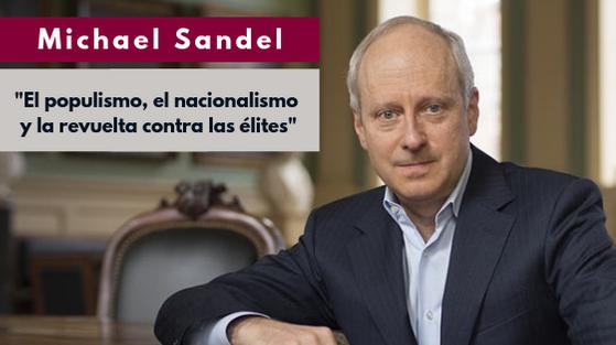 Cabecera html - Michael Sandel