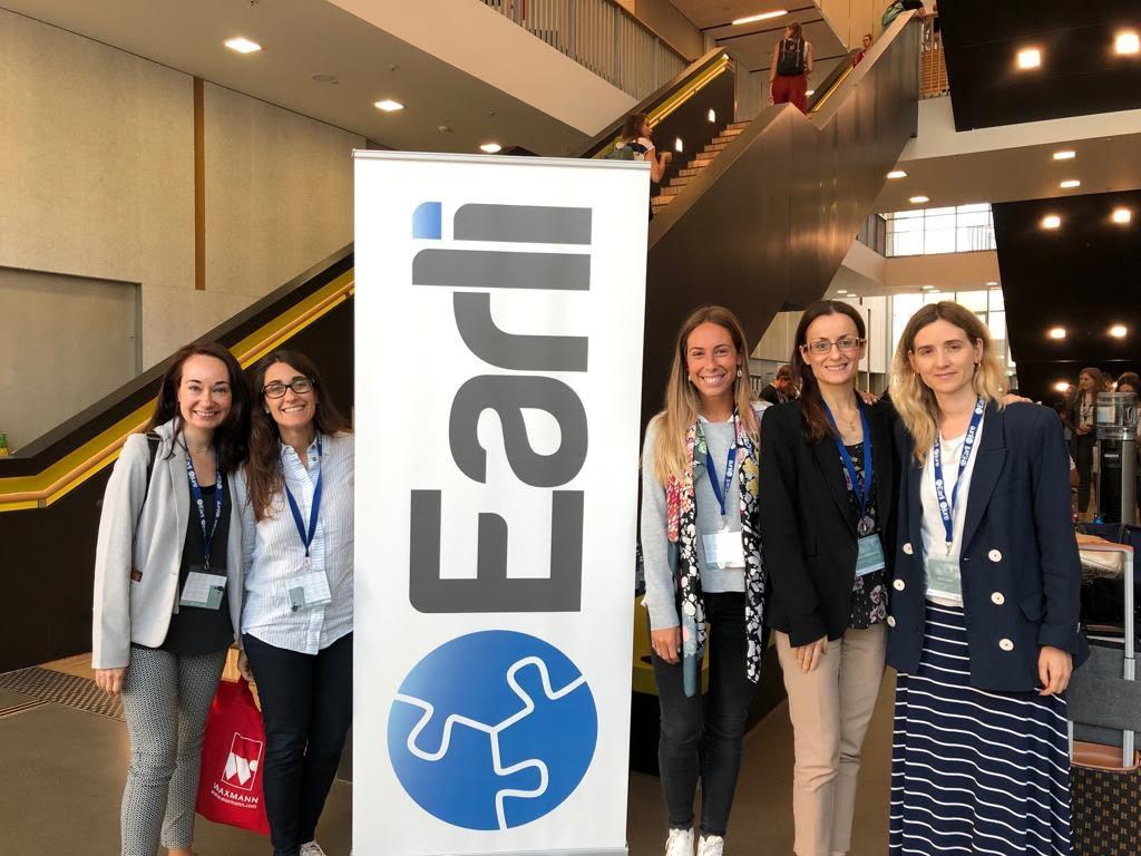 Miembros de eDucaR  presentan  dos comunicaciones  en EARLI 2019