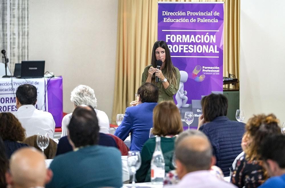 El equipo eDucaR en la Jornada de innovación metodológica de Palencia