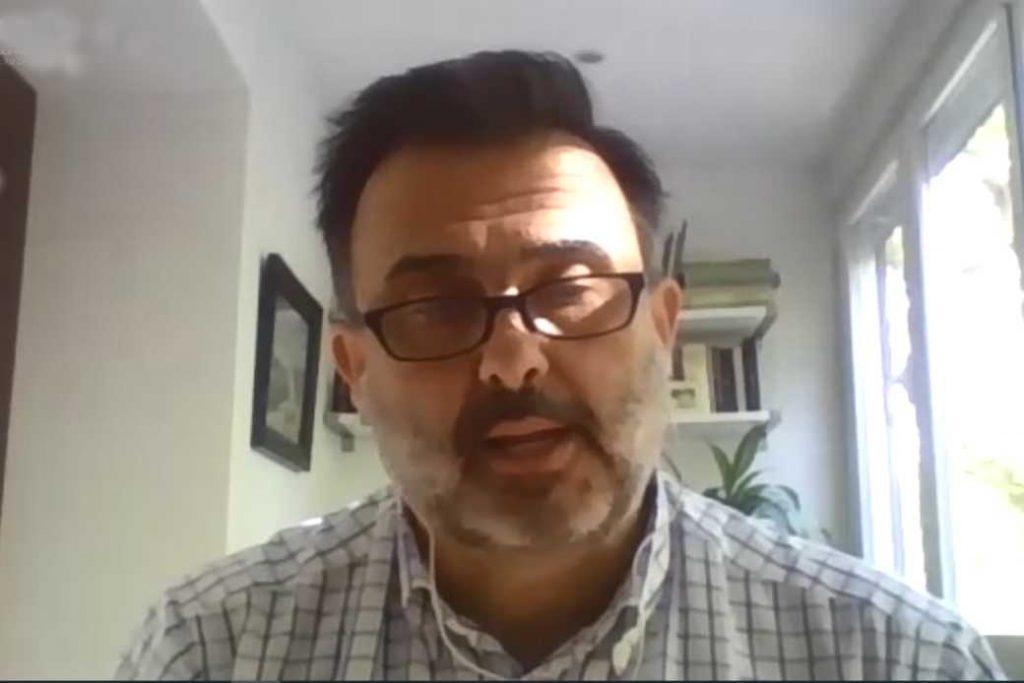 José María Vera habla sobre el efecto del COVID-19 en los objetivos ODS