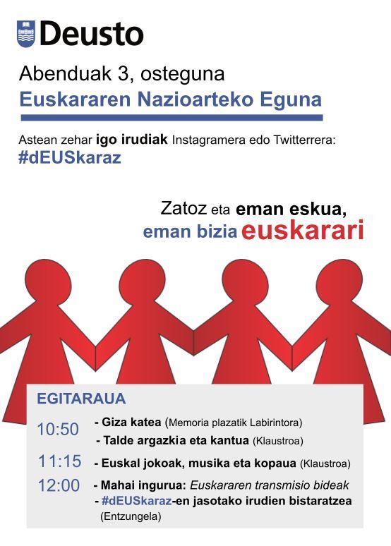 2015 euskararen eguna