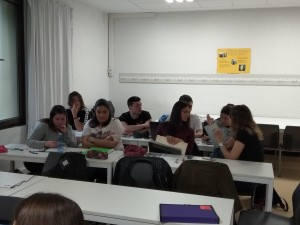 Grupo #IAP trabajando