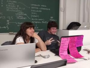 Grupo #DesignThinking trabajando