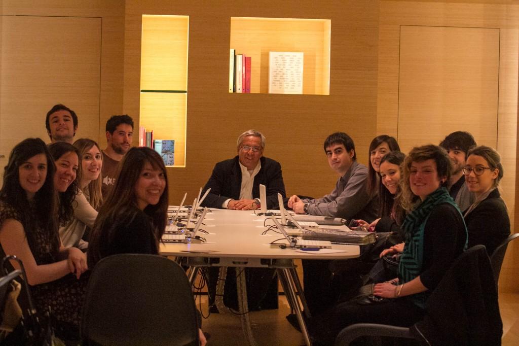 DT Deusto y Guggenheim - Segunda ideacion en Zero Espacioa Marzo 23 2013