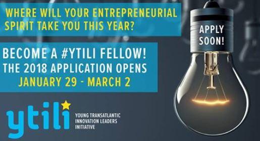 imagen Beca Jóvenes Emprendedores Innovadores Estancia USA 2018