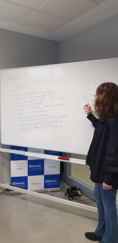 Monika TUria Deusto 2019