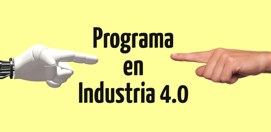 Programa en Industria 4.0