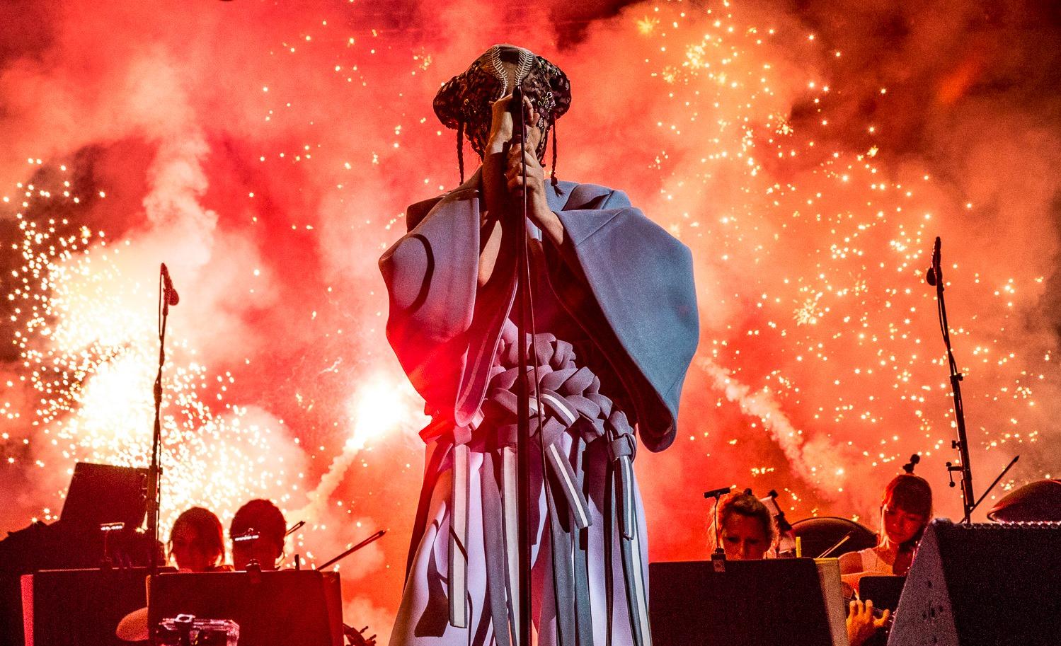 Björk Barcelona 2015