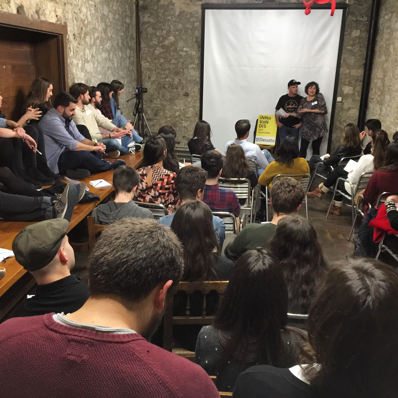 Innovandis18F · 2017 con Aitor Francesena, Gallo