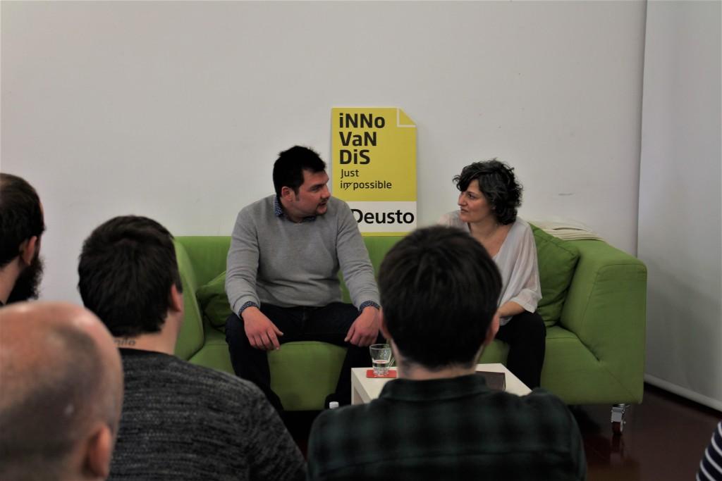 innovandis Paco Larrañaga