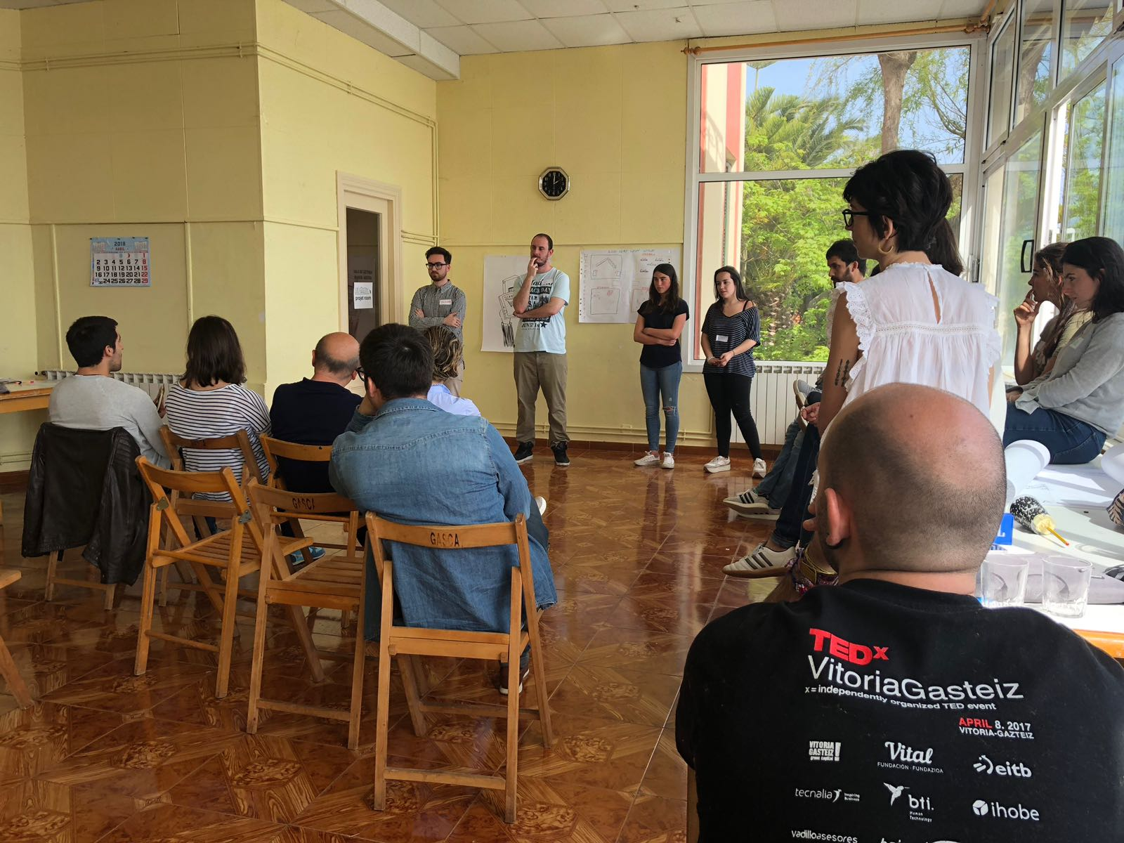 presentación de proyectos shake away 2018 innovandis