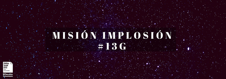 Misión Implosión_PrácticasInnovandis_Deusto
