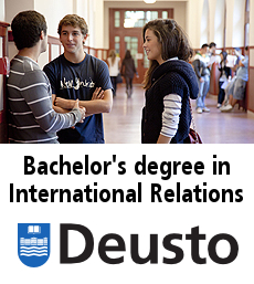 Bachelor's degree in International Relations