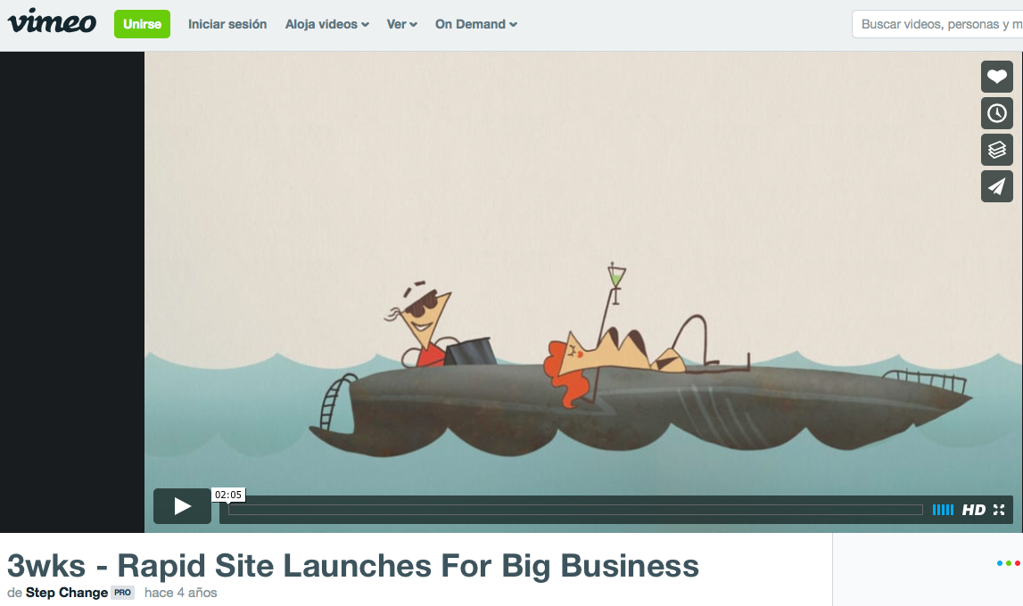 Rapid Site Launches For Big Business
