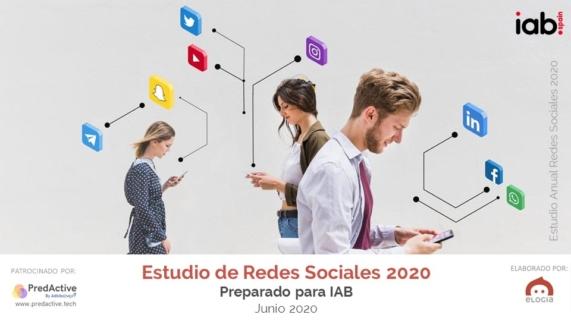 Estudio Anual de Redes Sociales 2020