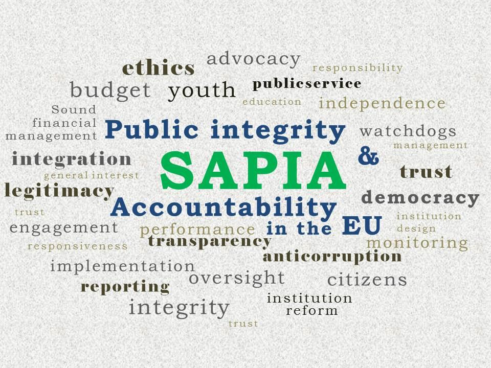 SAPIA Blog